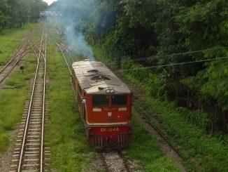 Buy Myanmar Train Tickets
