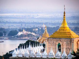 Temples of Mandalay