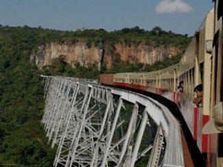 Myanmar Train Times