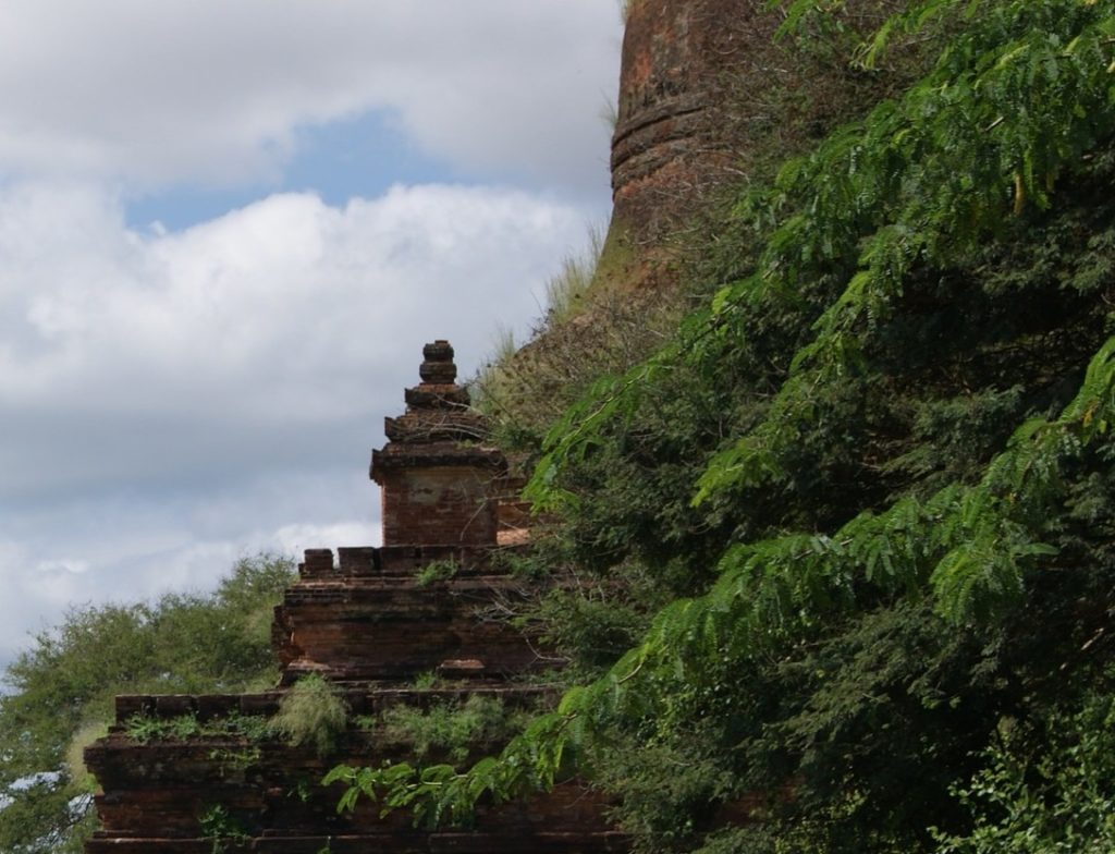 Sri Ksetra in one of three ancient cities near Pyay