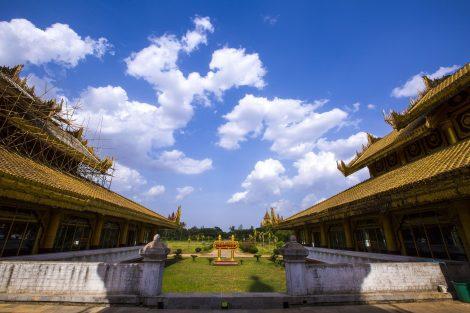 Mandalay Archaeological Zone