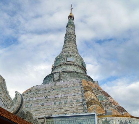 Kyauksein Pagoda in Mandalay