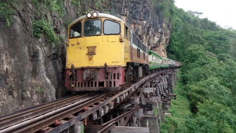 Thanbyuzayat was the final stop for the infamous Death Railway from Thailand