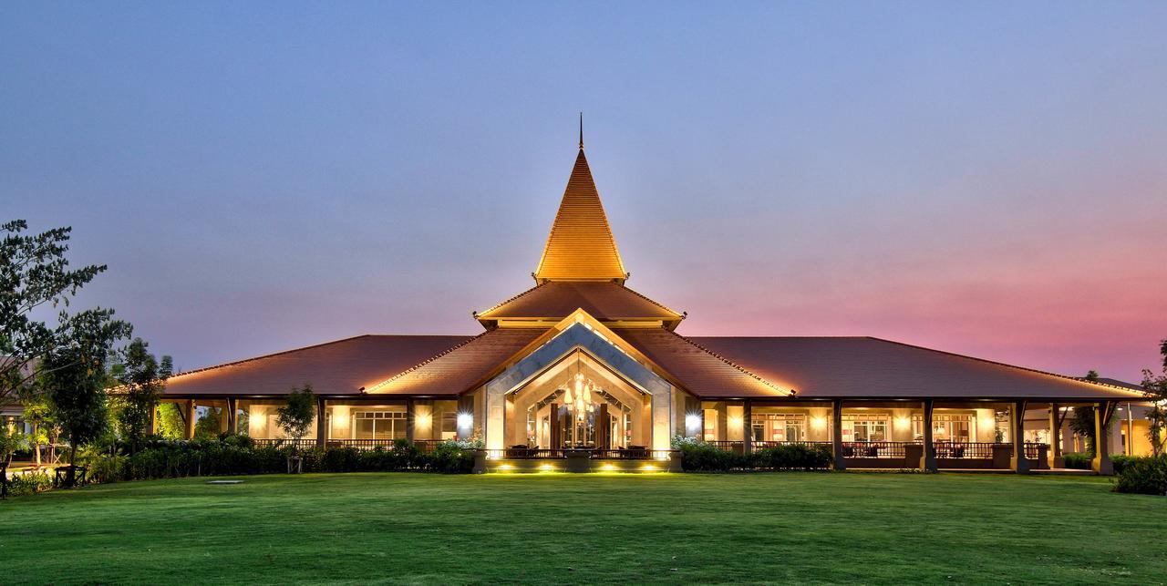 Hilton Hotel in Naypyitaw
