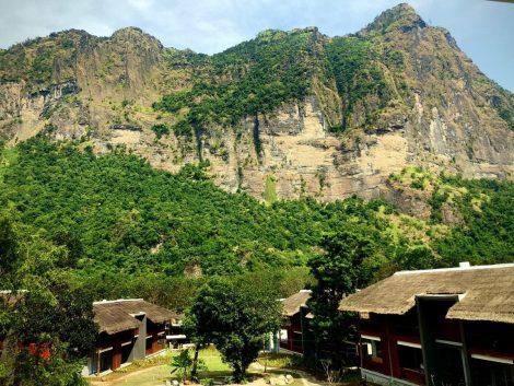 Zwegabin Hill near Hpa An