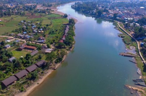 Hsipaw in Myanmar
