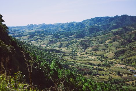 Kalaw is a great place for hiking